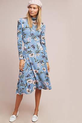 Yumi Kim Wild Flower Turtleneck Dress