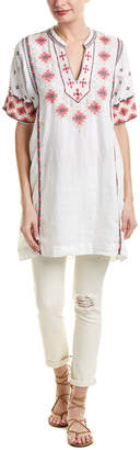 Johnny Was Linen Tunic