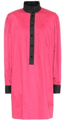 Marc Jacobs Cotton minidress