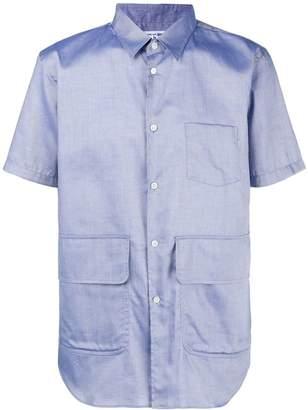 Comme des Garcons Boys multi pockets shirt