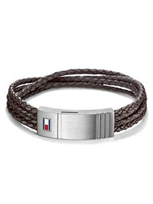 Tommy Hilfiger Men Stainless Steel Rope Bracelet - 2701008