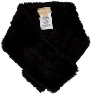 Michael Kors Fur Knit Stole