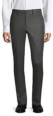 Officine Generale Men's Paul Wool Flannel Pants