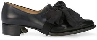 Cherevichkiotvichki bow-detail loafers
