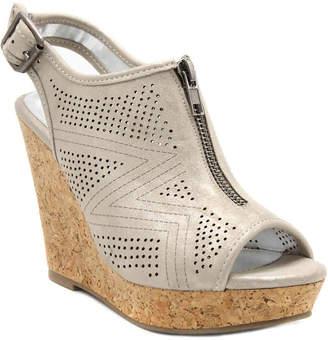 Rampage Chamomile Wedge Sandal - Women's