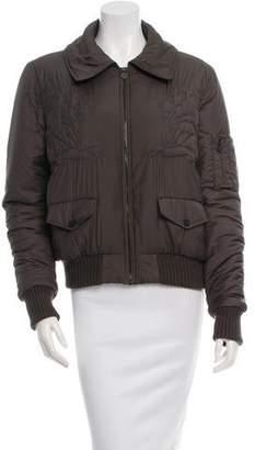 Chanel Lion Bomber Jacket
