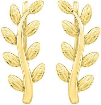FINE JEWELRY 10K Gold Ear Climbers