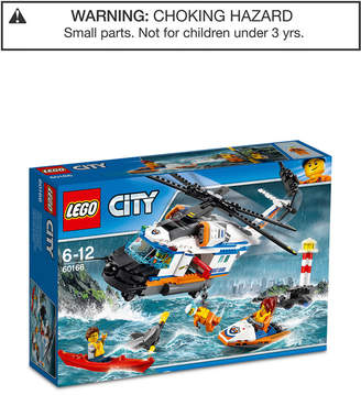 Lego 415-Pc. City Heavy-Duty Rescue Helicopter Set 60166