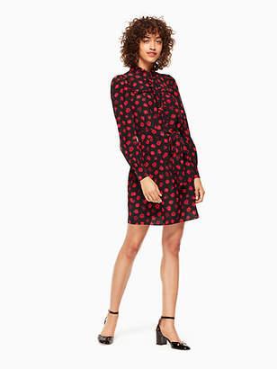Kate Spade Mini poppy shirtdress