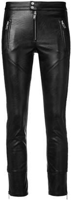 Etoile Isabel Marant Zaperry biker trousers