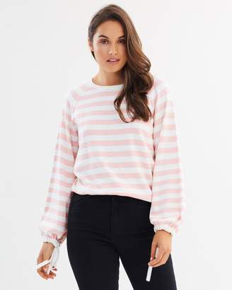 Only Yucca Long Sleeve Pullover Knit