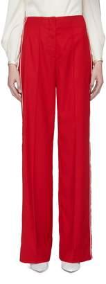 Jonathan Simkhai Snap button outseam pants