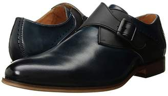 Stacy Adams Sutcliff Plain Toe Monk Strap