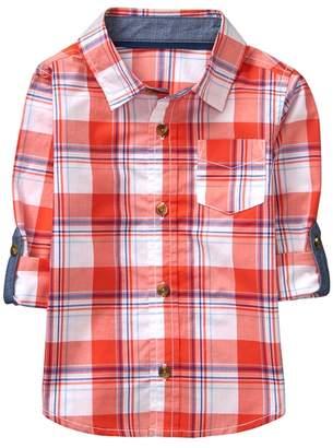 Crazy 8 Plaid Shirt