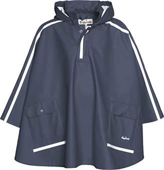 Playshoes Poncho Especially For Satchel Baby Boy's's Rain Coat,10 Years