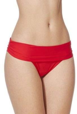 F&F Shaping Swimwear Fold-Over Bikini Briefs 16