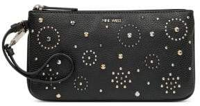 Nine West Small Studded Wristlet