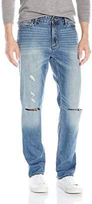 Calvin Klein Jeans Men's Slim Straight Fit Denim Jean