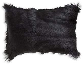 Callisto Home Rectangular Fur Pillow