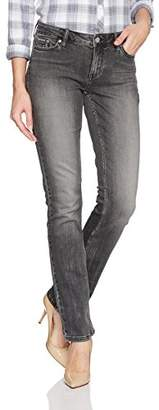 Calvin Klein Jeans Women's Women's Straight Leg Denim Jean