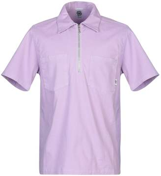 LIFE SUX Denim shirts - Item 42713896NL