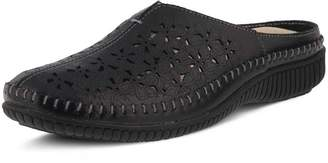 Spring Step Women's Style Parre Euro Size 39 Leather Clog