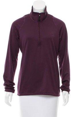 Patagonia Half-Zip Pullover Sweatshirt $75 thestylecure.com