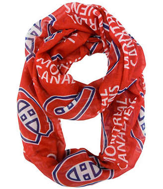 FOREVER COLLECTIBLES Montreal Canadiens Infinity Scarf