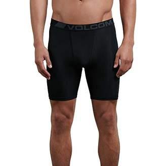 Volcom Men's JJ's Chones Lycra Rashguard Shorts