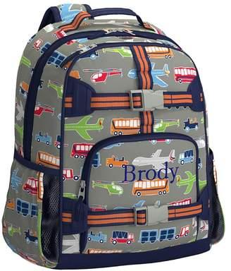 Pottery Barn Kids Mackenzie Brody Transportation Lunch Bag