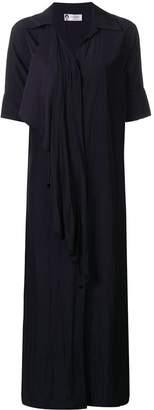 Lanvin scarf maxi dress