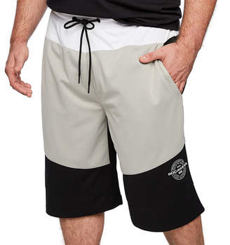 Rocawear Mens Drawstring Waist Pull-On Short-Big and Tall