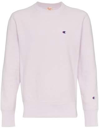 Champion pink reverse weave sweatshirt