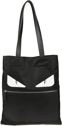 Fendi Slim Shopper Bag