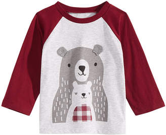 First Impressions Toddler Boys Bears-Print T-Shirt