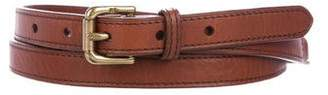 Ralph Lauren Embellished Leather Belt