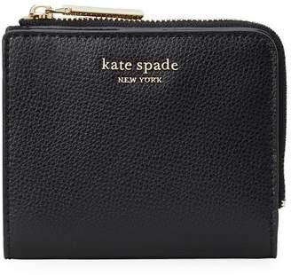 Kate Spade Small Sylvia Bi-Fold Leather Wallet