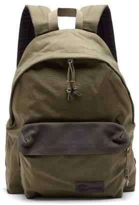 Eastpak 24l Nylon Backpack - Mens - Green
