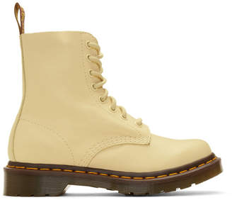 Dr. Martens Yellow 1460 Pascal Boots