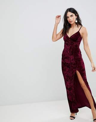 AX Paris Maxi Dress With Split