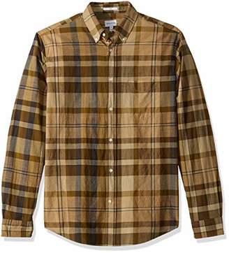 Gant Men's The Fall Madras Slim Fit Shirt
