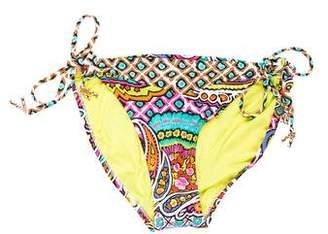 Trina Turk Printed Swimsuit Bottom
