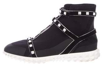 Valentino Body-Tech Sock Sneakers
