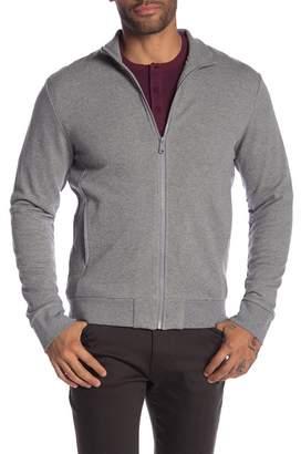 Ben Sherman Zip Fleece Jacket