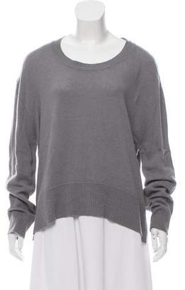 Enza Costa Long Sleeve Cashmere Sweater w/ Tags