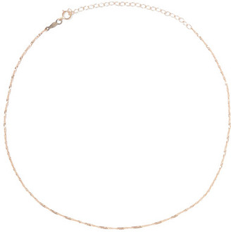 Catbird - Sweet Nothing 14-karat Gold Choker $155 thestylecure.com