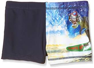 Pumpkin Patch Boy's Dino Swim Shorts,3 Years (Manufacturer Size:1)