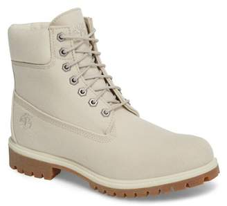 Timberland Six Inch Premium Canvas Boot (Men)