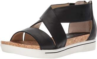 Adrienne Vittadini Footwear Women's Sport Claud Zip Back Sandal
