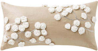 """Waterford Sydney Linen 11"""" X 20"""" Collection Decorative Pillow"""